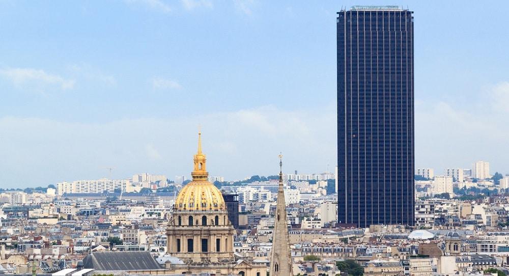 visite de la tour montparnasse   comment y monter  et  u00e0