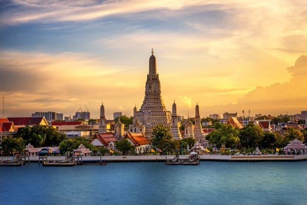 Les 15 choses incontournables à faire à Bangkok
