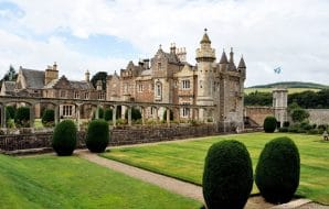 Abbotsford House, Édimbourg