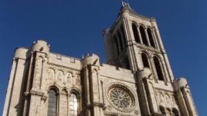 Basilique Saint-Denis à Paris