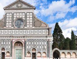 Basilique Santa Maria Novella, Florence