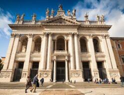 Basilique de St Jean de Latran, Rome