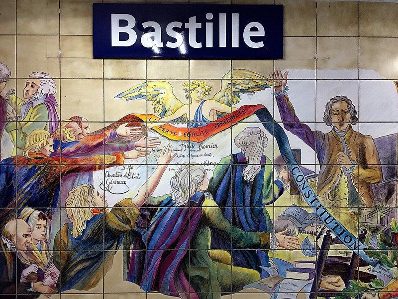 Bastille, loger à Paris