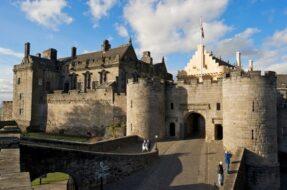 Billet pour le Château de Stirling, proche d'Edimbourg
