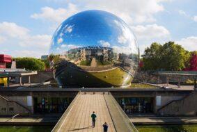 Cité des Sciences et de l'Industrie à Paris