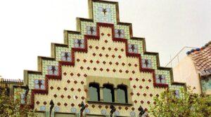 Casa Amatller, Barcelone