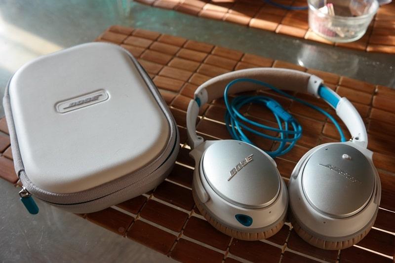 Casque anti-bruit Bose Quietcomfort 25