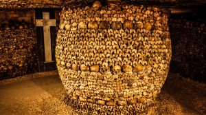 Catacombes de Paris, réaménagement
