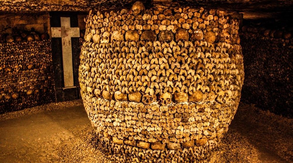 Les catacombes de Paris s'offrent un coup de jeune