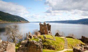Excursion au Loch Ness et à Glencoe, Edimbourg