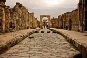 Excursion à Pompéi depuis Rome