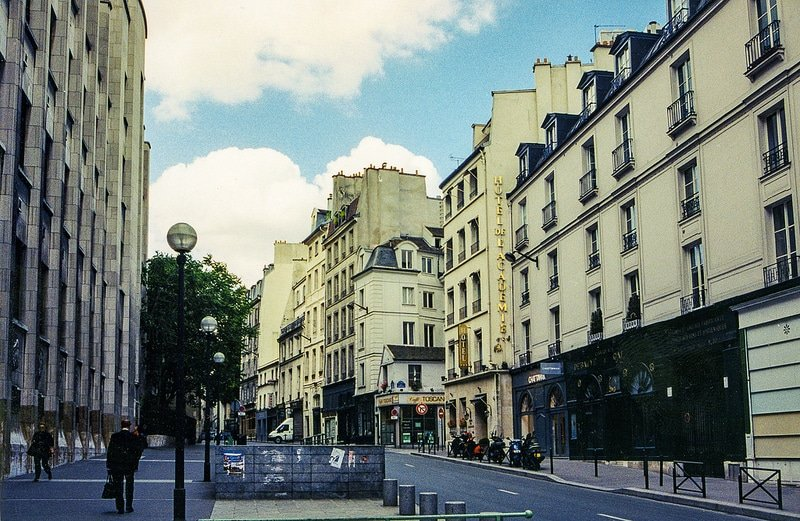 Faubourg Saint-Germain, loger à Paris