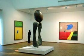 Fondation Joan Miro Barcelone