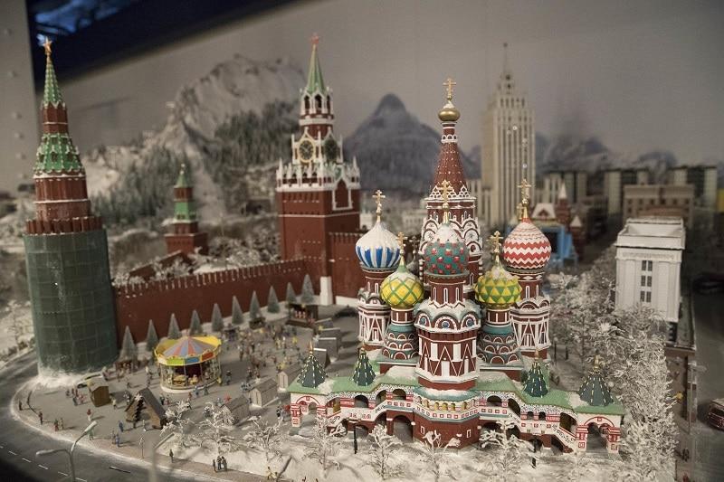 Musée miniature Gulliver's Gate à New York