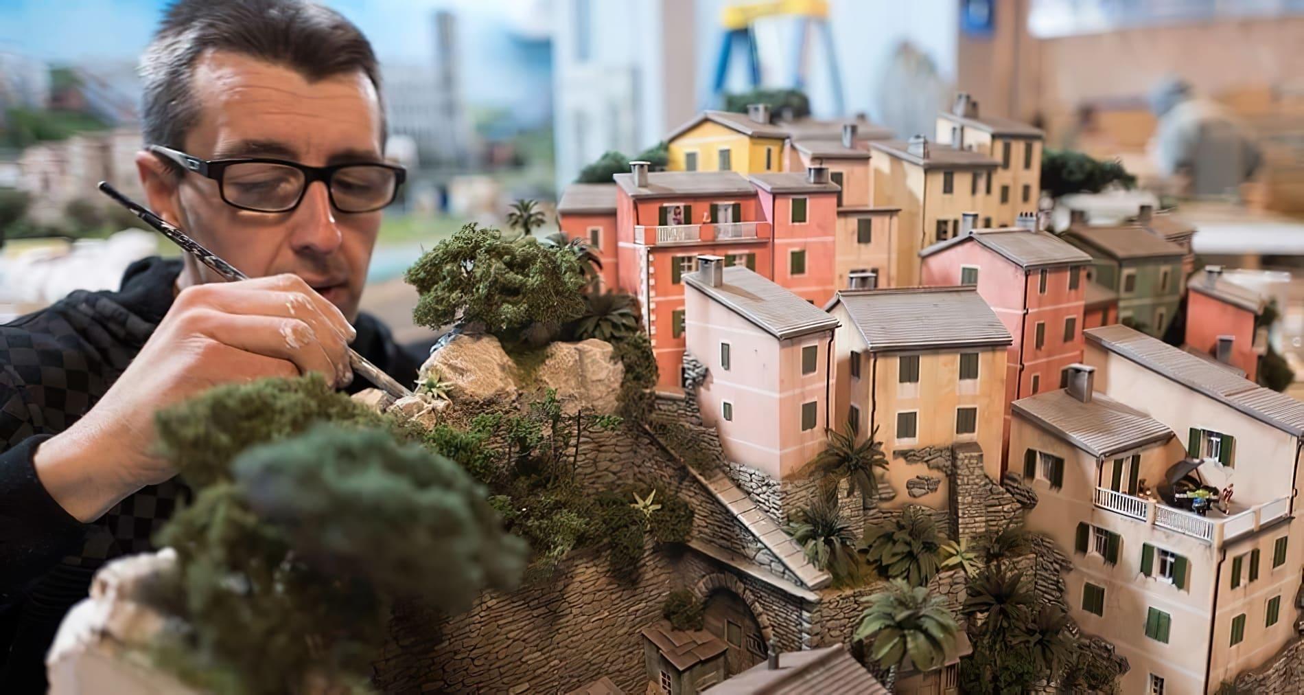 Visiter le monde en miniature au Gulliver's Gate de New York