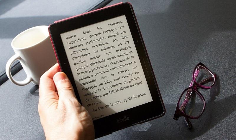 Liseuse Amazon Kindle Voyage Wi-Fi