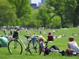 Location de vélo à Central Park