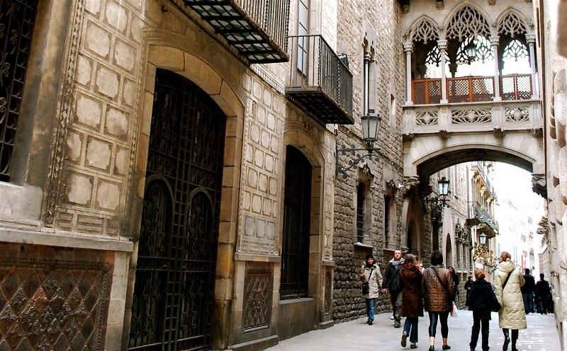 Loger à Barri Gotic, Barcelone