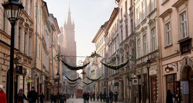 Dans quel quartier loger à Cracovie ?