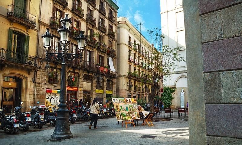 Loger El Born, Barcelone