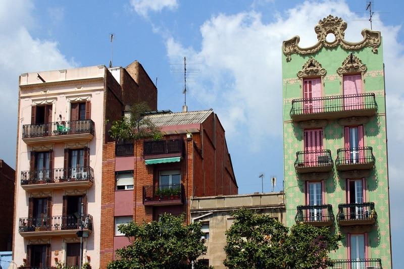 Loger à Gracia, Barcelone