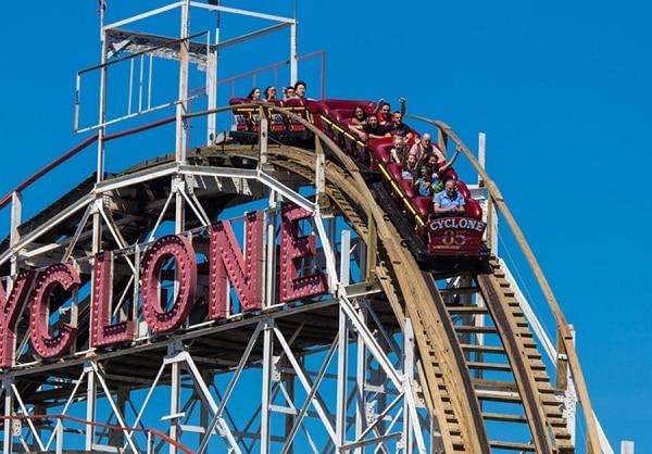 Réservation de billets pour Luna Park de Coney Island