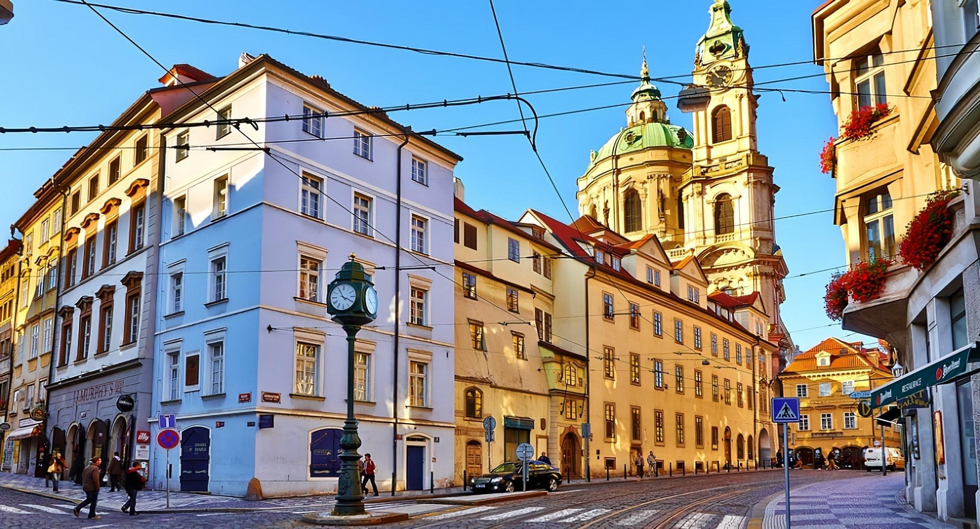 Dans quel quartier loger à Prague ?