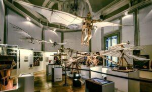 Musée Leonardo3 à Milan