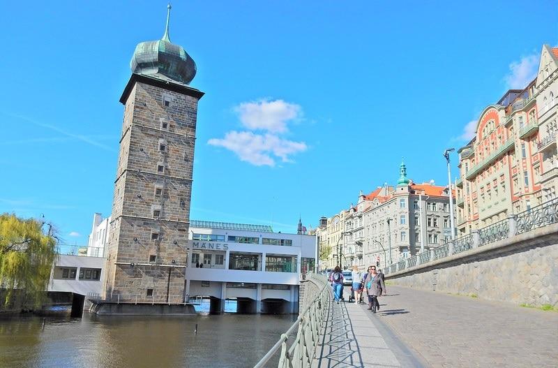 Nové Město, Prague