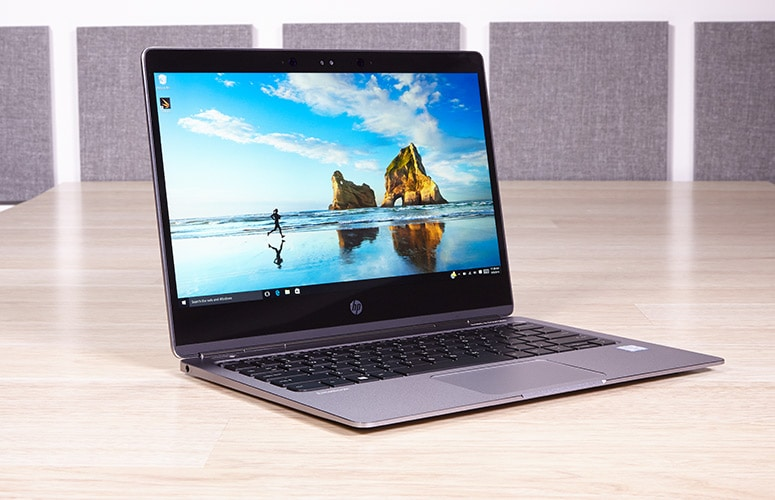 Ordinateur voyage, HP EliteBook Folio G1