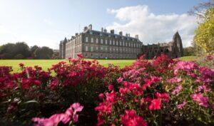 Palais de Holyrood à Édimbourg