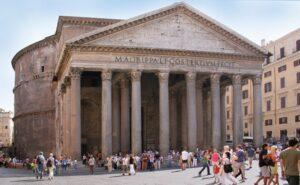 Panthéon, Rome, entrée gratuite