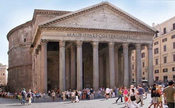 Réservation de billets pour visiter le Panthéon à Rome