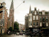 Quartier de Pijp à Amsterdam