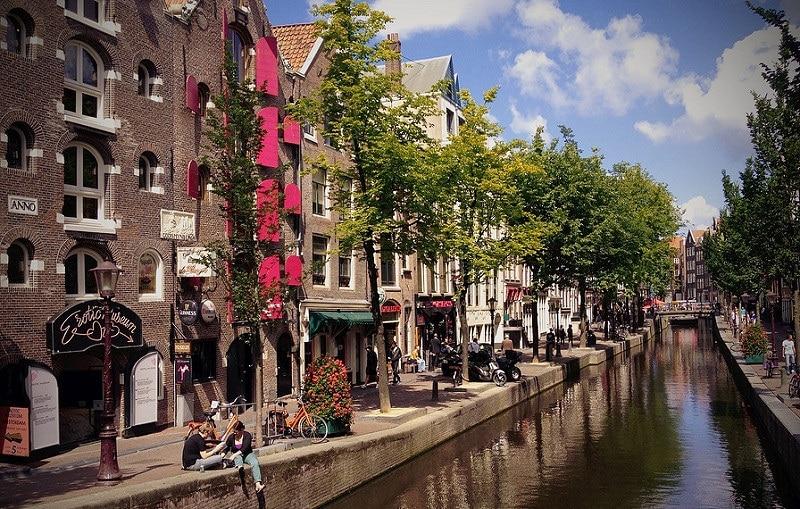 Quartier Rouge, Amsterdam