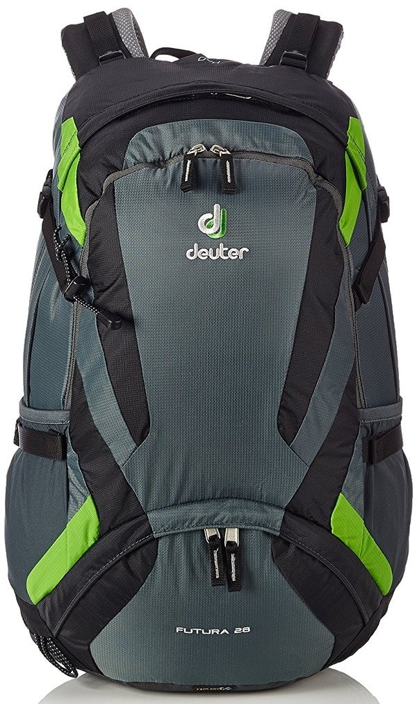 Deuter Futura Sac à dos Granite/Black 28 L
