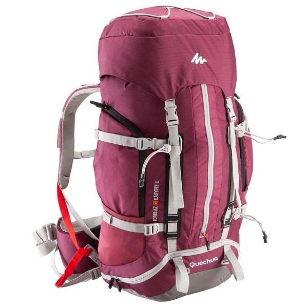 Sac à dos voyage, Quechua Forclaz Easyfit50