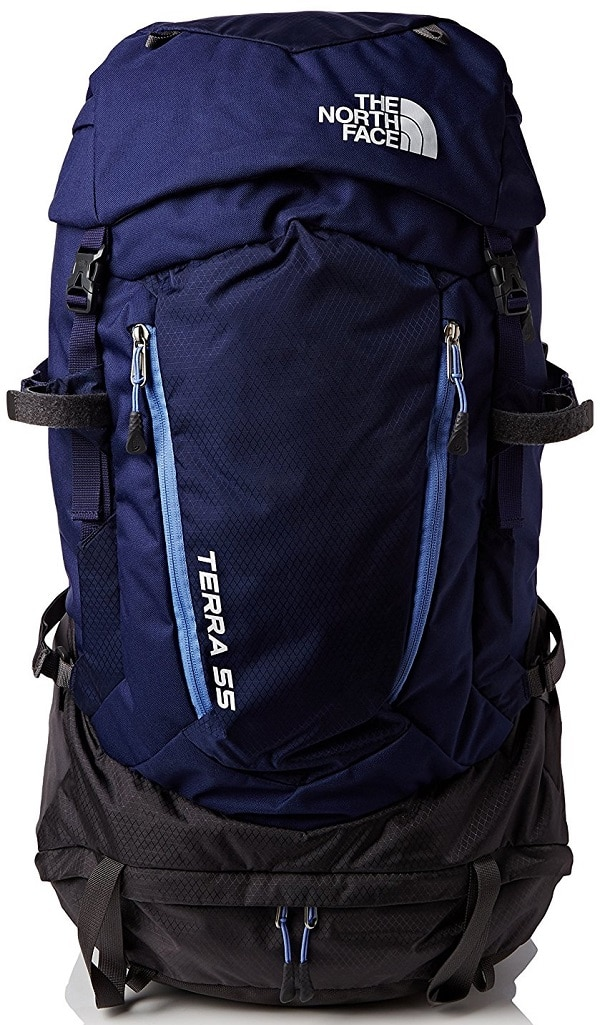 Sac à dos voyage, The North Face Terra 55