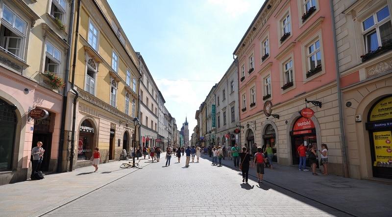Stare Miasto, Cracovie