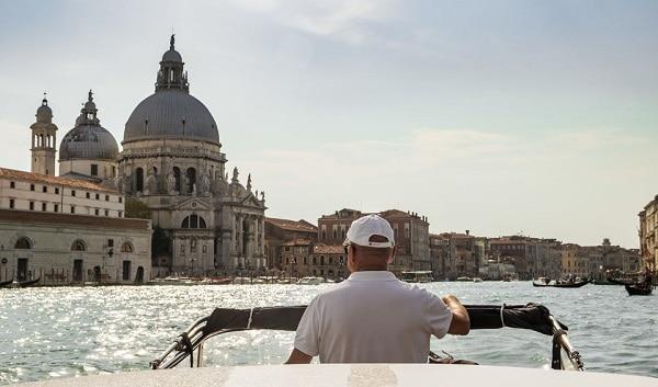 Réservation d'un transfert depuis/vers l'aéroport Marco Polo de Venise