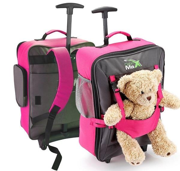 Valise pour enfant Cabin Max ours