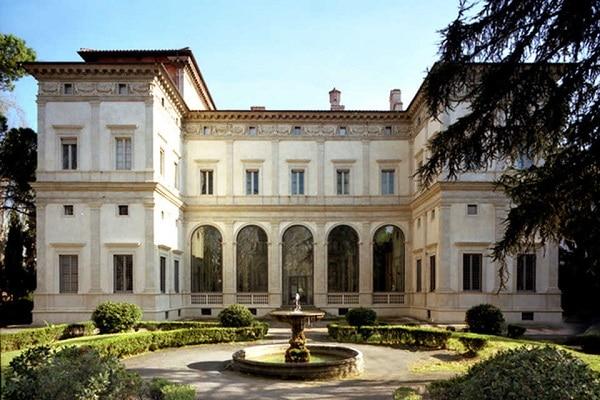 Réservation de billets pour visiter la Villa Farnesina