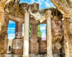 Villa Hadrien, Rome