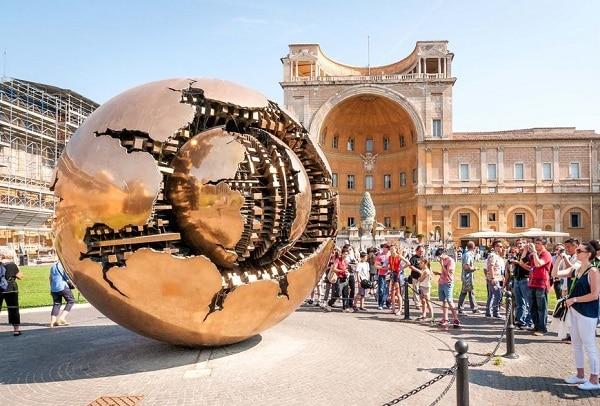 Visite guidée du Vatican avec billet coupe-file