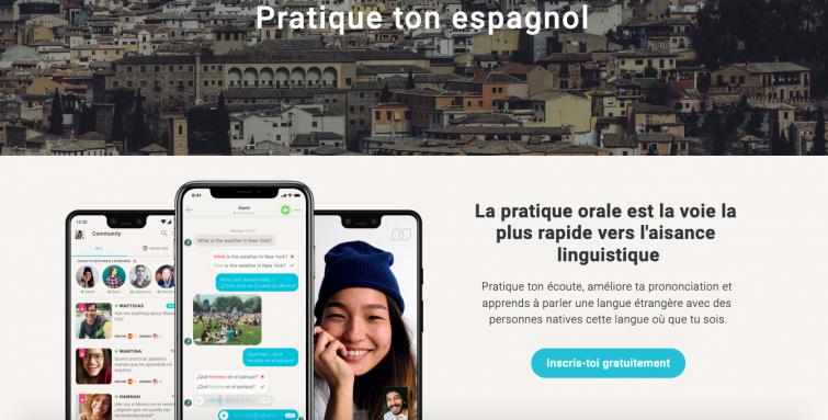 Tandem - site apprendre espagnol