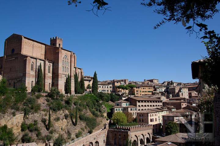 Basilica di San Domenico, Sienne