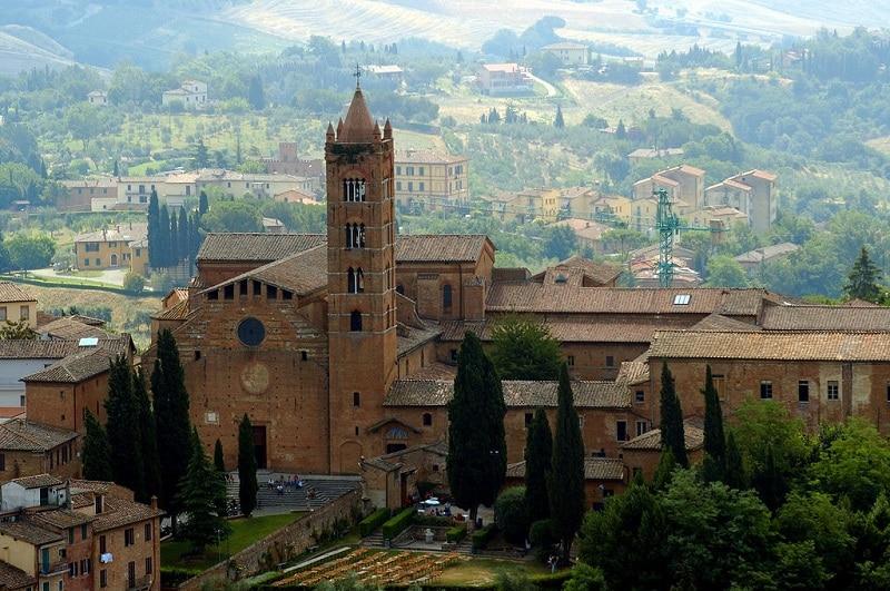 Basilique Santa Maria dei Servi, Sienne