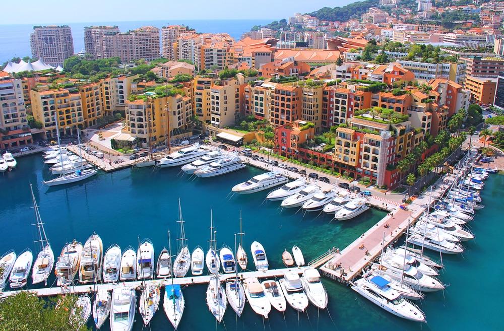 Balade en bateau à Monaco