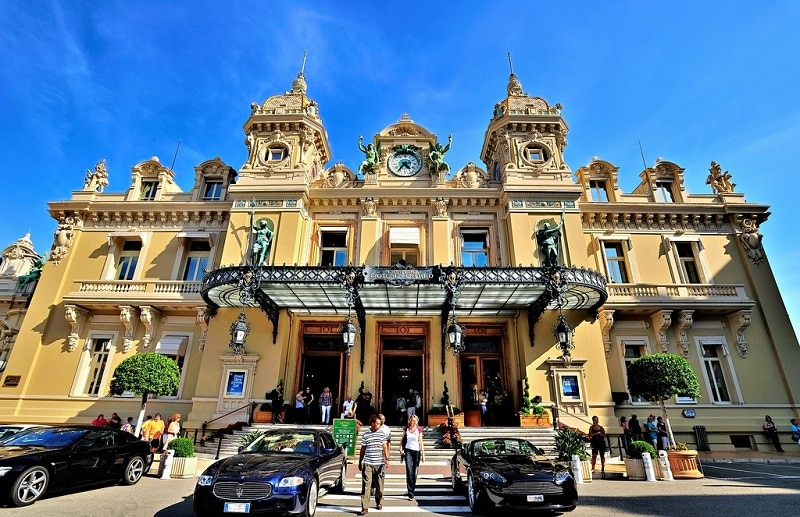 Casino de Monte-Carlo, Monaco