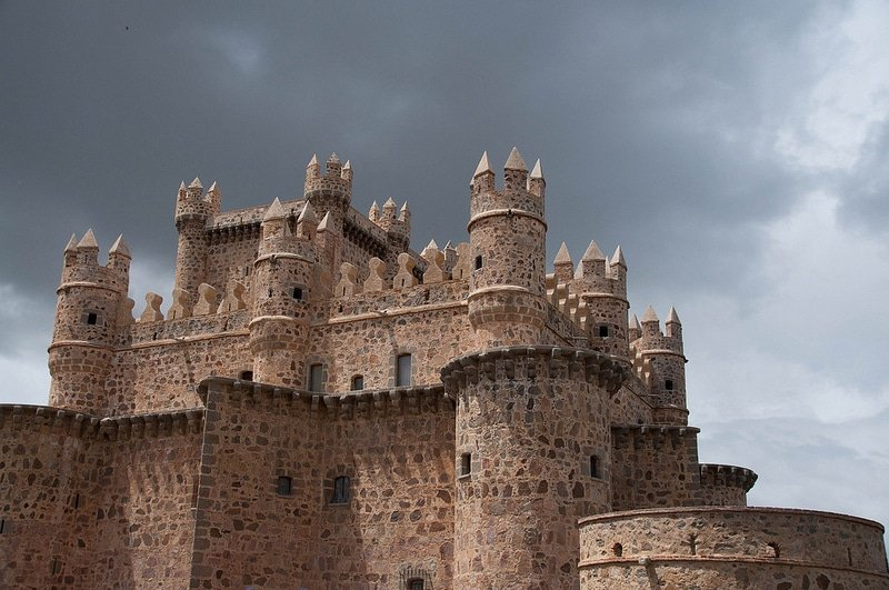 Château de Guadamur, Tolède